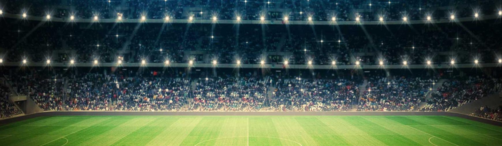 Wie zijn wij? - LED Voetbalveld verlichting; LED voor voetbalvelden